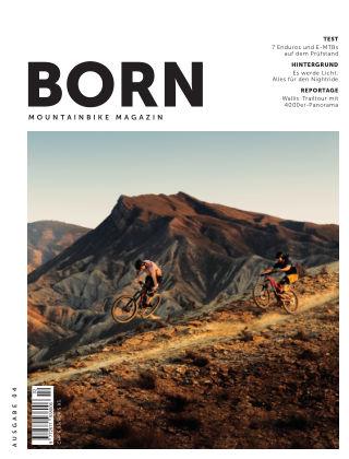 BORN Mountainbike Magazin DE 2019-02