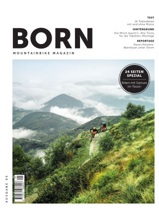 BORN Mountainbike Magazin DE 2020-01