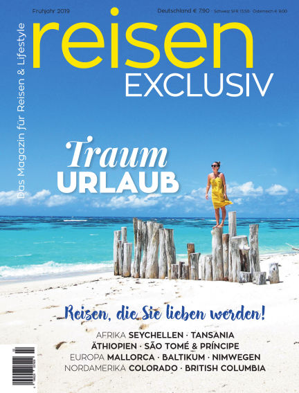 reisen EXCLUSIV March 20, 2019 00:00