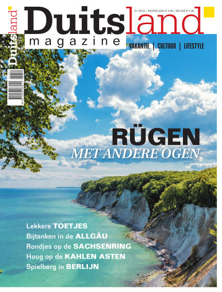 Duitsland magazine January 06, 2016 00:00