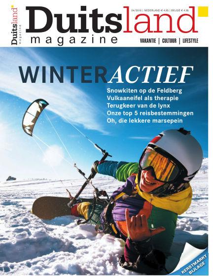 Duitsland magazine November 27, 2016 00:00