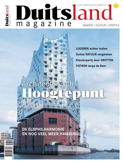 Duitsland magazine January 31, 2017 00:00