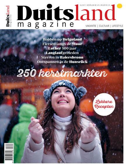 Duitsland magazine October 31, 2017 00:00