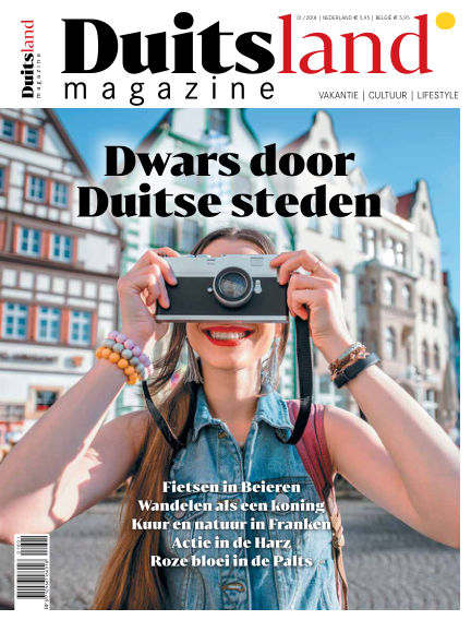 Duitsland magazine February 01, 2018 00:00
