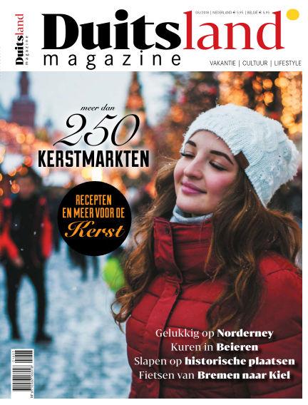 Duitsland magazine October 31, 2018 00:00