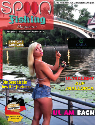 Spoon Fishing Magazine Ausgabe 2