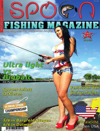 Spoon Fishing Magazine Ausgabe 3