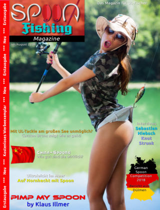 Spoon Fishing Magazine Ausgabe 1
