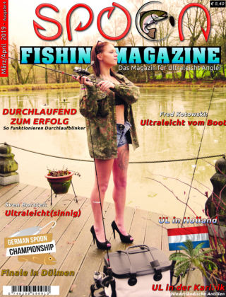 Spoon Fishing Magazine Ausgabe 4