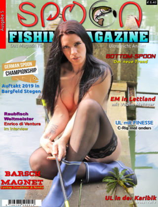 Spoon Fishing Magazine Ausgabe 5