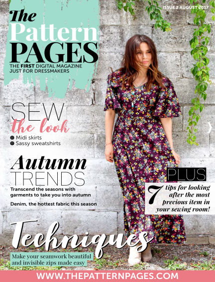 The Pattern Pages August 05, 2017 00:00