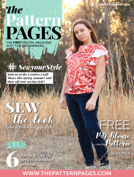 The Pattern Pages February 03, 2018 00:00