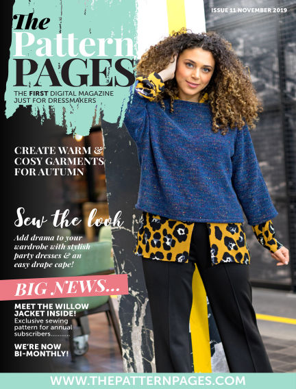 The Pattern Pages November 02, 2019 00:00