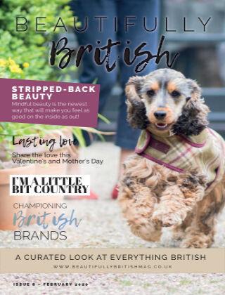 Beautifully British 8