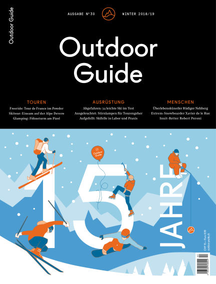 Outdoor Guide CH November 15, 2018 00:00