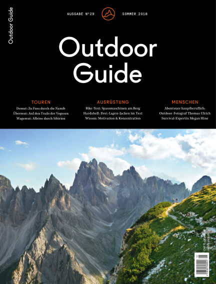 Outdoor Guide CH April 15, 2018 00:00