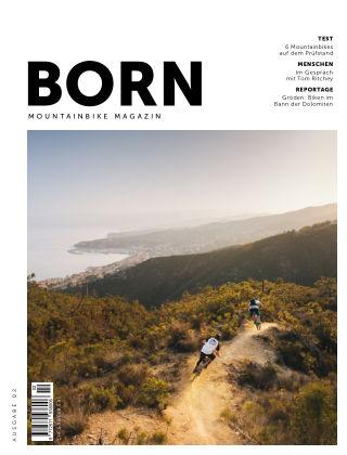 BORN Mountainbike Magazin CH 2018-02