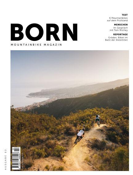 BORN Mountainbike Magazin CH August 30, 2018 00:00