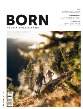 BORN Mountainbike Magazin CH 2021-02