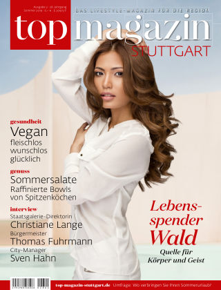 top magazin Stuttgart 02/2019