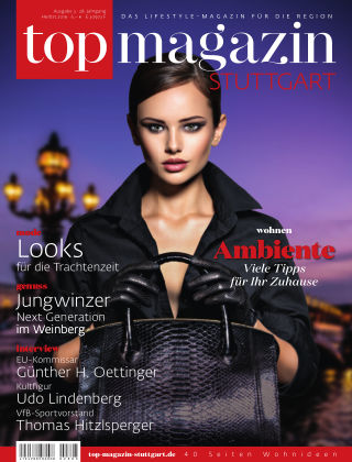 top magazin Stuttgart 03/2019