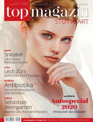 top magazin Stuttgart 01/2020