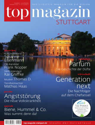 top magazin Stuttgart 02/2020