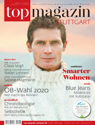 top magazin Stuttgart 03/2020