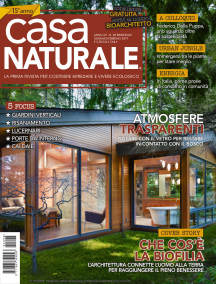 Casa Naturale December 25, 2018 00:00