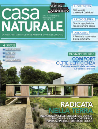 Casa Naturale Mar/Apr 2018
