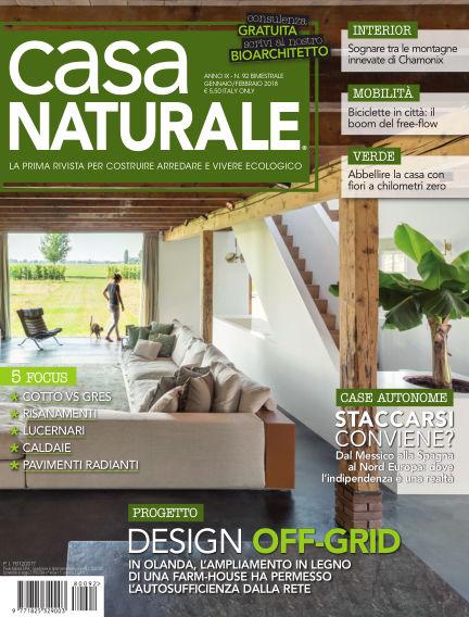 Casa Naturale December 25, 2017 00:00