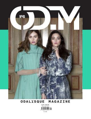 Odalisque Magazine 2019-06-14