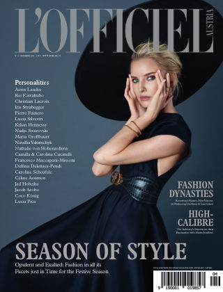 L'Officiel Austria EN Winter 2019/2020