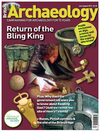 British Archaeology 167