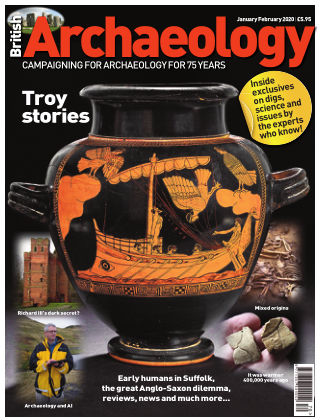 British Archaeology 170 Jan/Feb 2020