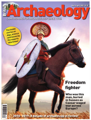 British Archaeology 171 Mar/Apr 2020