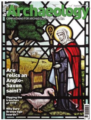 British Archaeology May/Jun 2020