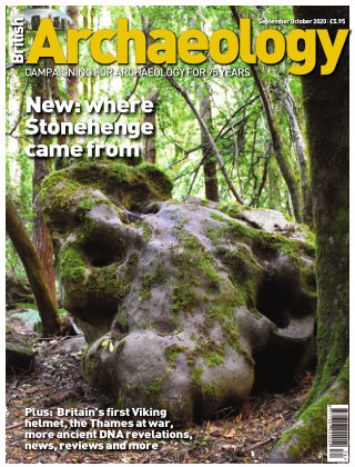 British Archaeology 174 Sep/Oct 2020