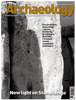 British Archaeology 176 Jan/Feb 2021