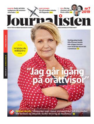 Journalisten Nr 7/2019