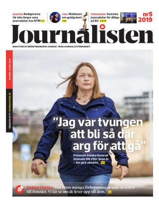 Journalisten Nr 5/2019