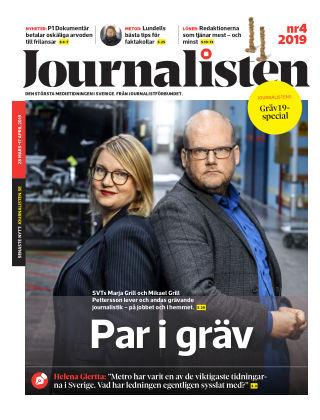 Journalisten Nr 4/2019