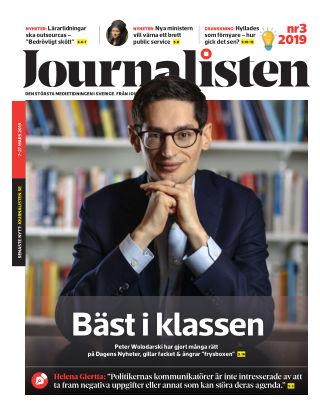 Journalisten Nr 3/2019