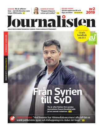 Journalisten Nr 2/2019
