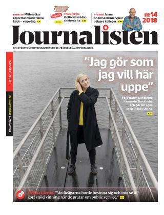 Journalisten Nr 14/2018