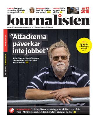 Journalisten Nr 12/2018