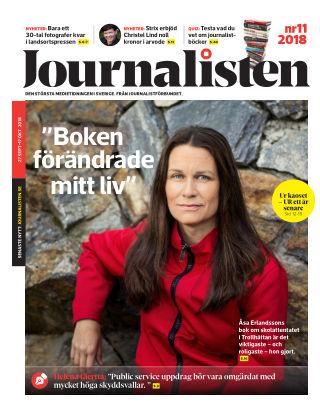 Journalisten Nr 11/2018