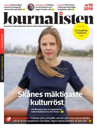 Journalisten 2019-08-29