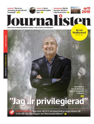 Journalisten 2019-09-19