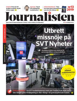 Journalisten 2019-10-31